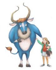 Bubalino, o búfalo voador - Dr Sylvia Roesch