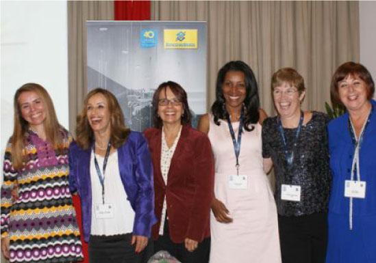 Participação no painel de literatura do Focus Brazil 2012